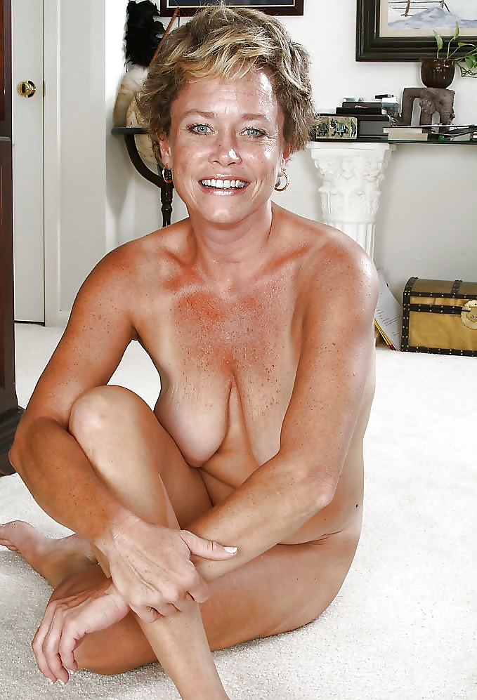 Over 60 and naked