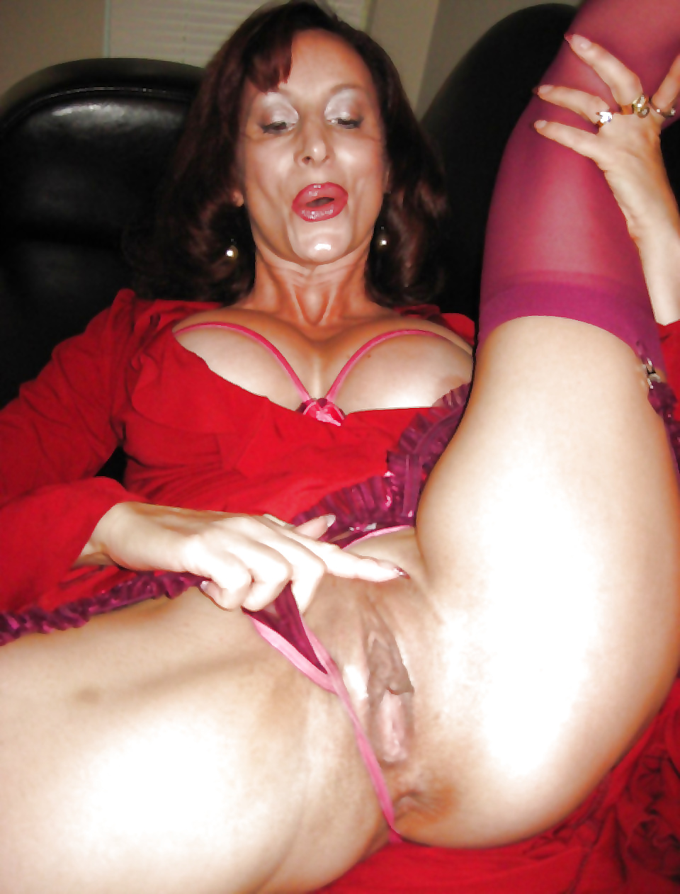 Milf on fire
